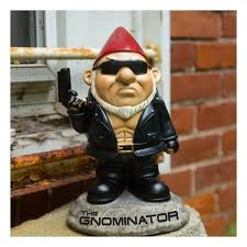 novelty garden gnomes outdoor statues ornaments funny