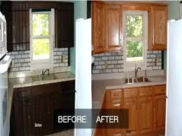 Kitchen Cabinet Laminate Refacing Best Kitchen Reface Kitchen Cabinets Before After Furniture Tips On