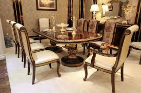 furniture in style. Royal Antique Italian Style Dining Room Furniture Made From Beech Wood In