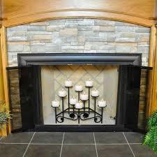 um sizecharming fireplace candle holder pictures design ideas