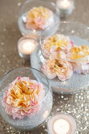 wedding reception table settings. DIY Flower And Sand Wedding Table Setting Decoration Ideas Reception Settings