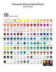 28 Best Color Charts Prismacolor Sakura Images In 2019