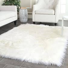 large white fur area rug furniture amazing living room area rugs ideas using white fur carpet large white fur area rug