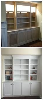 killer home office built cabinet ideas. amazing diy builtin buffet shelving from plywood and pine diy furniture plans build your own killer home office built cabinet ideas