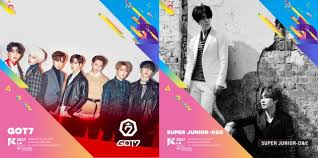 Got7 And Super Junior D E Round Out Kcon 2017 La Line Up
