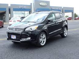 2016 ford escape black. ford escape north aurora 37 black used cars in mitula with pictures 2016 s