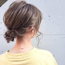 短めヘアでも出来るお手軽アップヘアアレンジ Locariロカリ