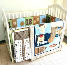 baby boy sports crib bedding sets articles with jungle football . baby boy sports  crib bedding ...