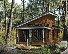 images about homes on Pinterest   Floor Plans and House plansPlan W PM  Canadian  Cottage  Metric  Vacation  Contemporary  Narrow Lot House