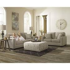 in by Ashley Furniture in Peoria IL Aleyna Charcoal Sofa