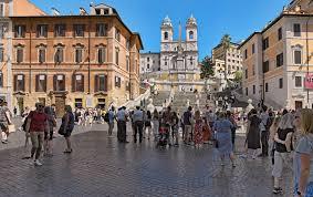Häufig gestellte fragen zu spanische treppe. Rom Spanische Treppe Foto Bild Urlaub City Italy Bilder Auf Fotocommunity