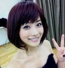前髪ない髪型が人気水原希子の面長美人編 石原さとみファンブログ