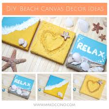 i will show you how to make a heart that is painted into sand and how to make a beach and shell canvas these ideas are super easy to make