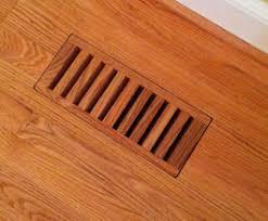 custom flush mount floor vents