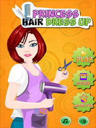 princess hair dress up hot salon spa makeup makeover chic s s fashion
