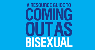 How to come out bisexual