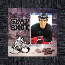 hockey picture frame ice hockey gifts for kids and s 10x10 6366 walmart