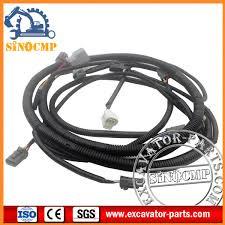 hydraulic pump wiring harness fit hitachi ex200 3 sinocmp 7.3 Powerstroke Fuel Heater Element ex200 3 wiring harness