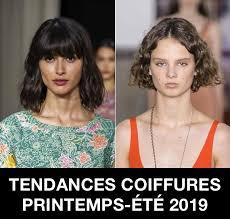6 Tendances Coiffures Printemps été 2019 Repérées Sur Les