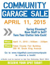 Community Garage Sale Flyer Template Garage Sale Timber Frame Garage