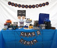 candy bars for graduation parties. Delighful Bars Graduation Candy Bar Table SetUp Intended Bars For Parties O
