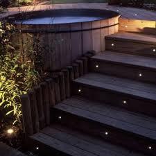 outdoor led deck lights. (18 pieces/lot) 24mm super small led deck light ip67 12v low voltage outdoor lights