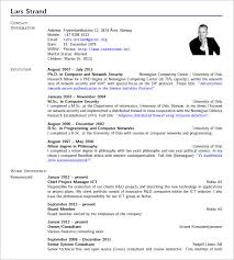 Resume Template Latex Latex Template Resume 15 Latex Resume Templates Free  Samples
