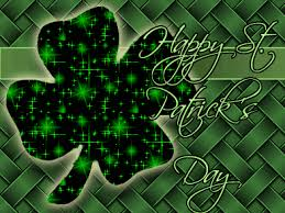 Small Picture Happy St Patricks Day green animated gif sparkle clover st