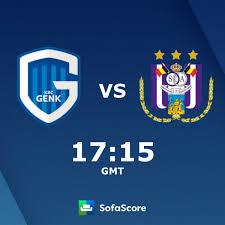 KRC Genk RSC Anderlecht Live Ticker und Live Stream - SofaScore