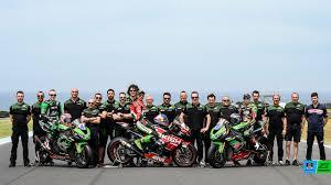 The Zenit Group in Superbike 2019 - Zenit
