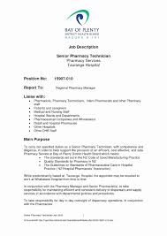 Supply Technician Resume Example Pharmacy Technician Resume Sample abcom 44