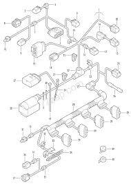 Single parts whitch are not included with the par golfvariant 684971170 971 971017 vw golf engine parts diagram vw golf engine parts diagram