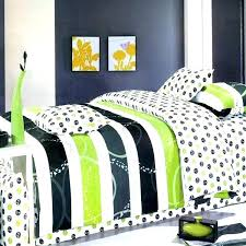 lime green and grey bedding black and green bedding lime green and black bedroom black and