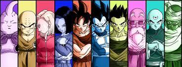 Anime Dragon Ball Super Universal Survival Arc Facebook Cover