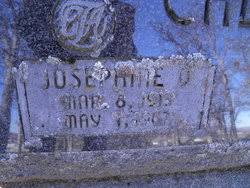 Josephine H. Denny Caldwell (1913-1967) - Find A Grave Memorial