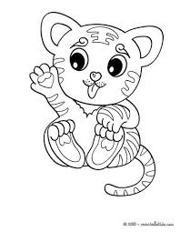 Small Picture Tiger coloring pages Hellokidscom