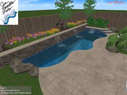 Backyard Swimming Pool Best 25 Small Backyard Pools Ideas On Pinterest Small Pools