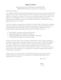 Sample Cover Letter For Document Control Specialist Gas Controller