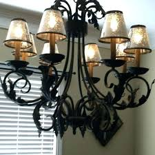 mercury glass chandelier shades for chandeliers pottery barn