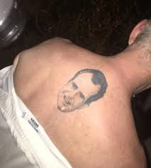 Image result for roger stone nixon tattoo