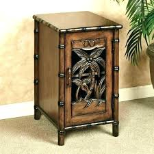 small side table with storage narrow side table with drawers exotic narrow end table with drawers