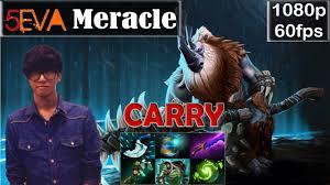 meracle 5eva magnus carry pro gameplay 24 kills offlane