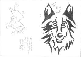 Realistic Wolf Designs Marias Blog Wolf Character Development Unit 8