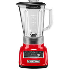 kitchenaid classic 56 oz empire red 5 sd 600 watt pulse control blender