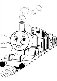 Thomas and friends coloring pages smiling thomas and friends coloring pages thomas coloringstar on coloring thomas and friends