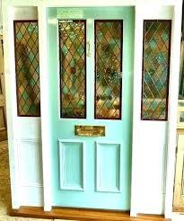 stained glass sidelights frme nd s light sti stained glass window sidelight cling privacy shade
