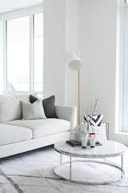 scandinavian furniture vancouver. Vancouver Stone Coffee Tables Living Room Scandinavian With Modern Condo Oval White Pillow Furniture