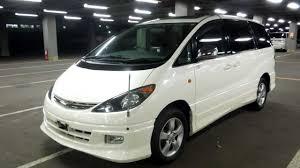 01 Toyota Estima 5D Aeras 3.0L 4WD 8 Seater - YouTube