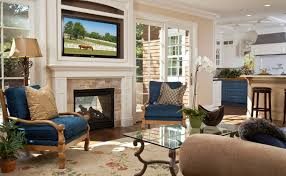 high quality mantle over fireplace