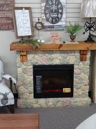 dimplex fieldstone electric fireplace